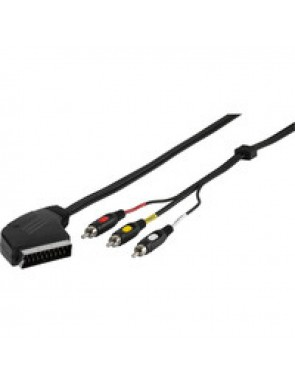 CABLE SCART A 3RCA VIVANCO...