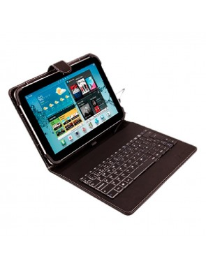 Funda tablet con teclado...