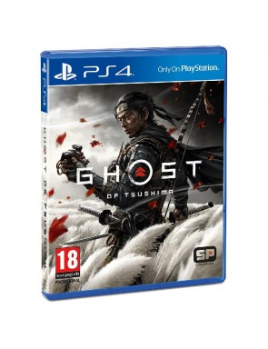 JUEGO SONY PS4 GHOST OF...