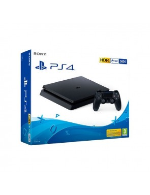 CONSOLA SONY PS4 500GB.-