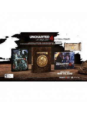 JUEGO SONY PS4 UNCHARTED 4...