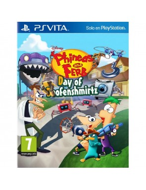 JUEGO SONY PS VITA PHINEAS...
