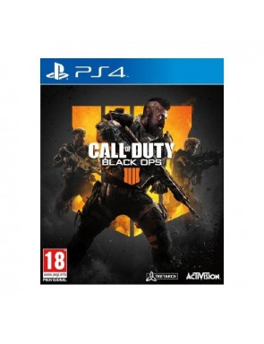 JUEGO SONY PS4 CALL OF DUTY BLACK OPS 4.-
