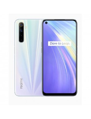 TELEFONO MOVIL REALME 6 4GB+64GB BLANCO.-