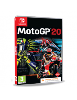 Switch - MotoGP 20.-