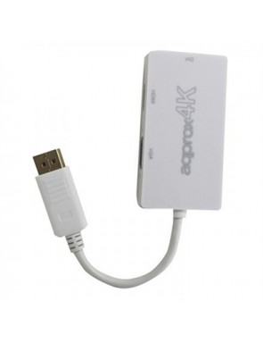 ADAPTADOR DISPLAYPORT A...