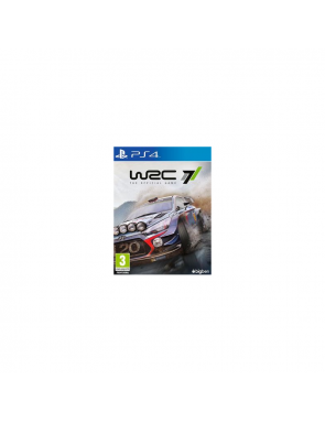 JUEGO PS4 WRC7  ESPORTS WRC7 THE OFFICIAL GAME.-